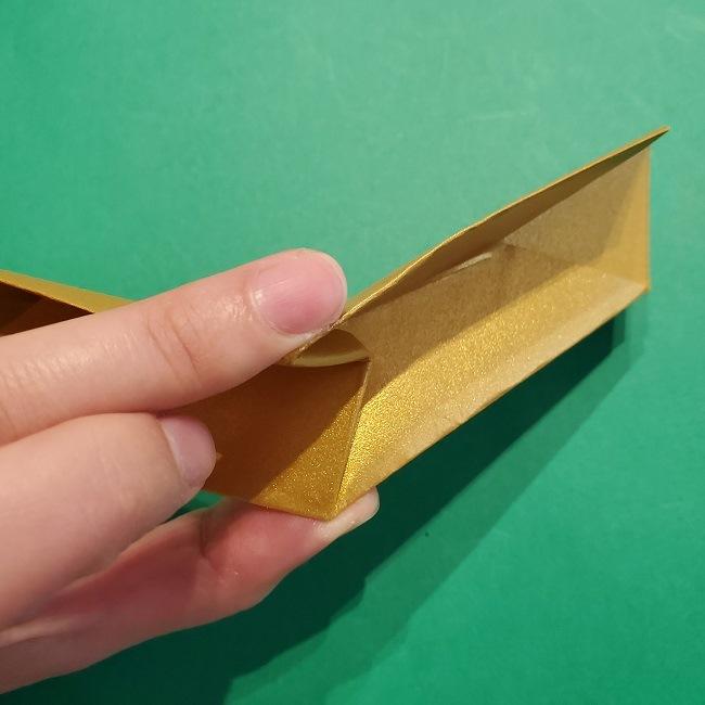 セーラームーンティアラの作り方(折り紙) (19)