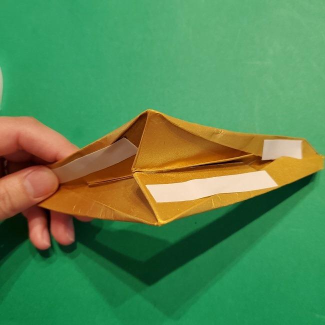 セーラームーンティアラの作り方(折り紙) (26)