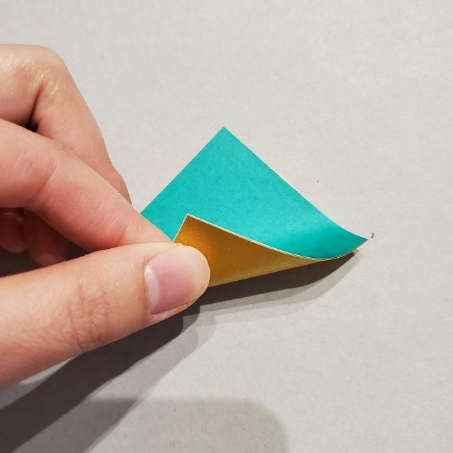セーラームーンティアラの作り方(折り紙) (28)