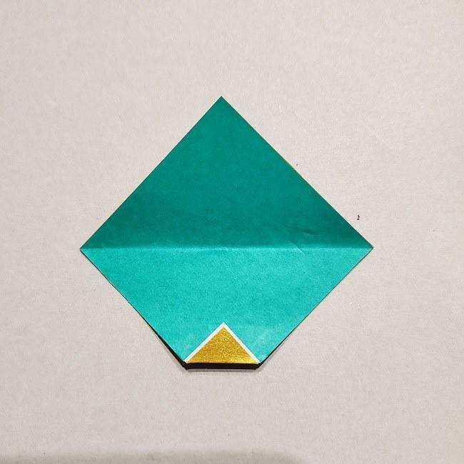セーラームーンティアラの作り方(折り紙) (32)