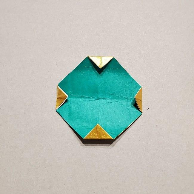 セーラームーンティアラの作り方(折り紙) (33)