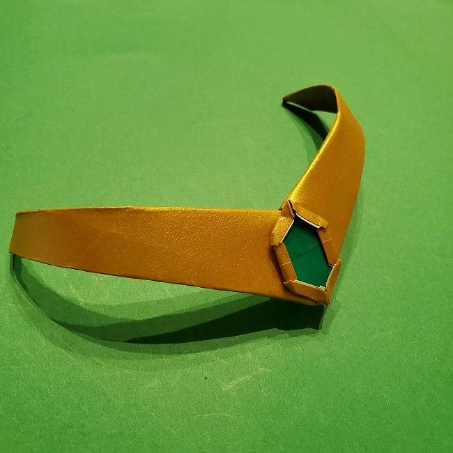 セーラームーンティアラを自作・手作りした作り方は?折り紙でつくる頭の飾り☆