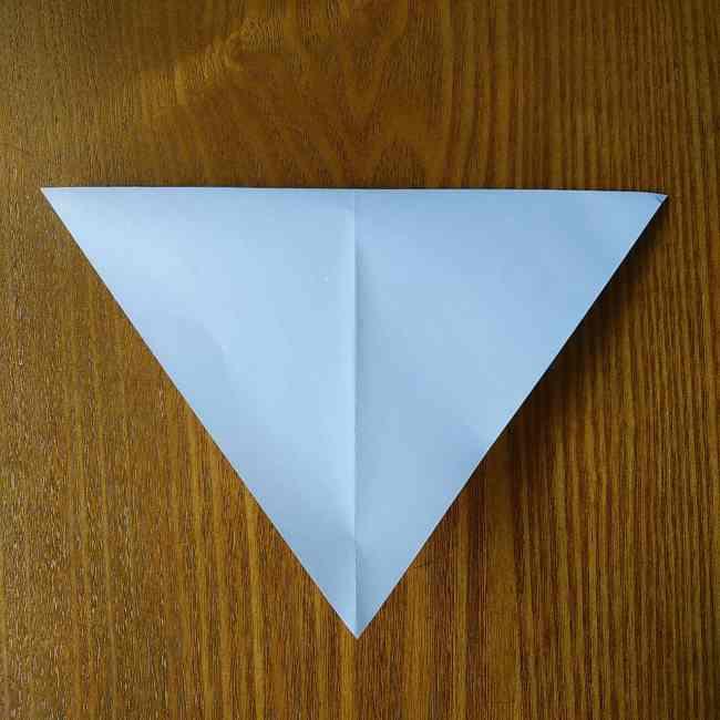 セーラームーン ルナの折り紙*折り方作り方 (3)