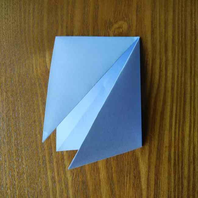 セーラームーン ルナの折り紙*折り方作り方 (4)