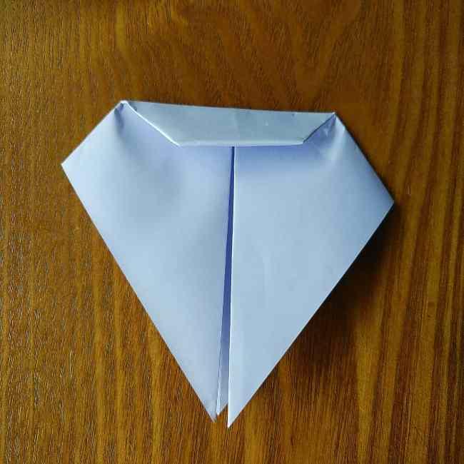セーラームーン ルナの折り紙*折り方作り方 (6)