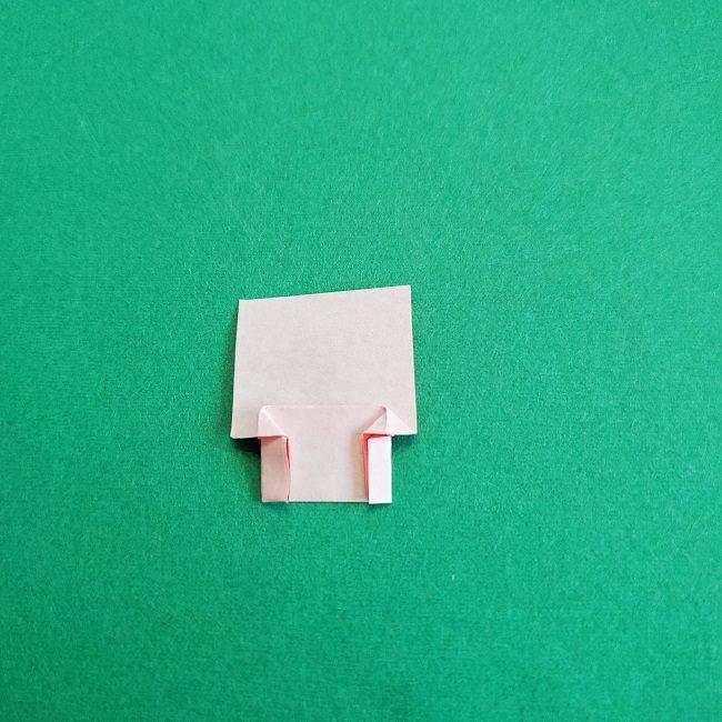 トトロのきのこの折り紙 (10)