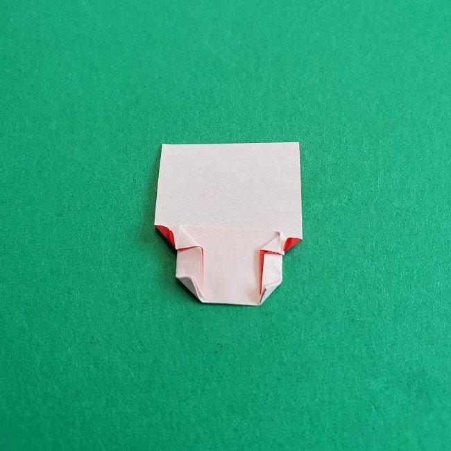 トトロのきのこの折り紙 (11)