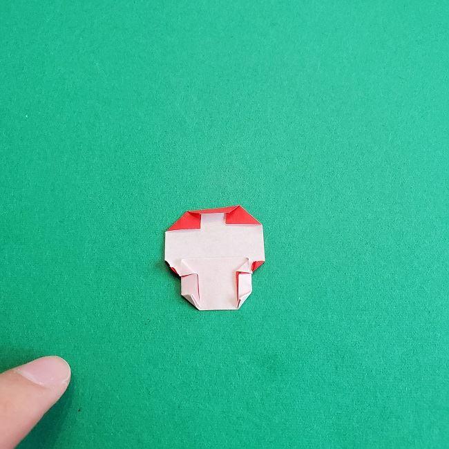 トトロのきのこの折り紙 (13)
