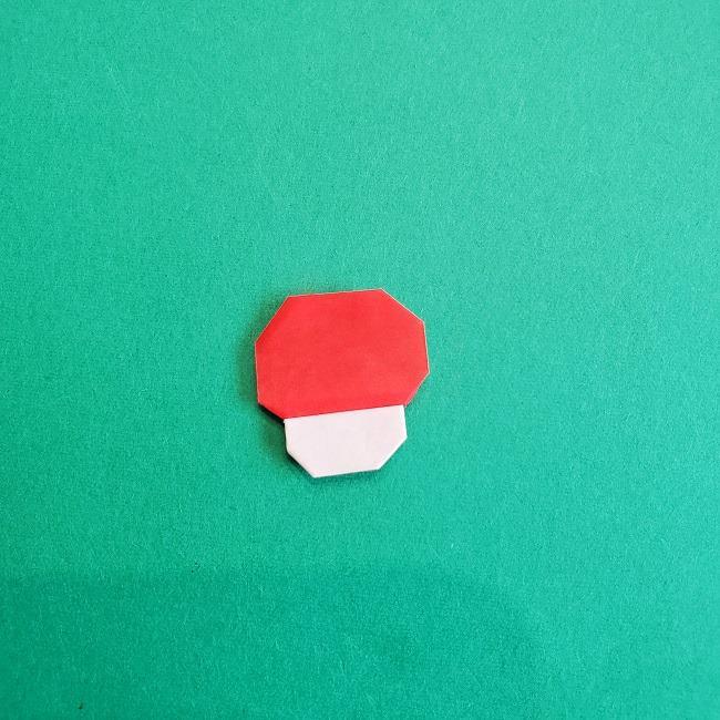 トトロのきのこの折り紙 (14)
