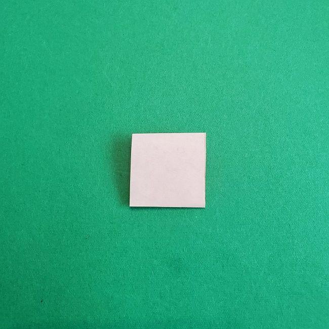トトロのきのこの折り紙 (4)
