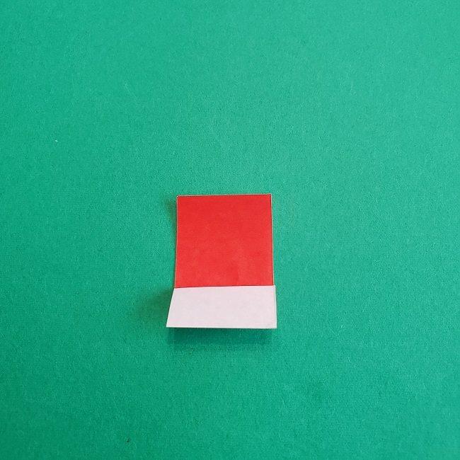 トトロのきのこの折り紙 (6)