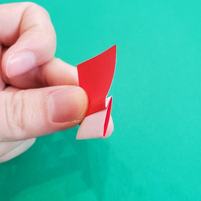 トトロのきのこの折り紙 (7)
