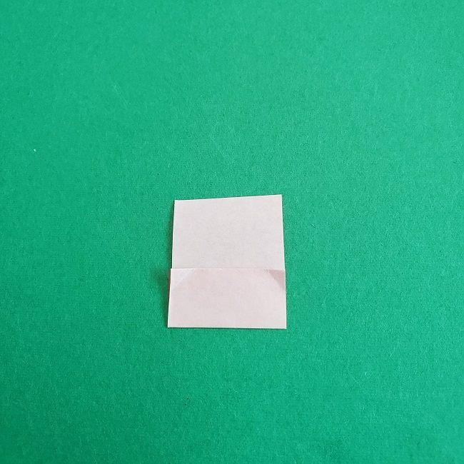 トトロのきのこの折り紙 (8)