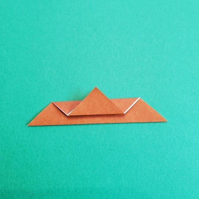 トトロのどんぐりの折り紙 (11)