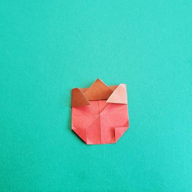 トトロのどんぐりの折り紙 (14)