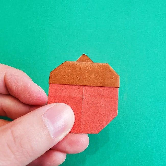 トトロのどんぐりの折り紙 (15)