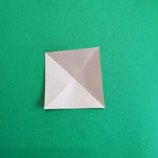 トトロのどんぐりの折り紙 (4)