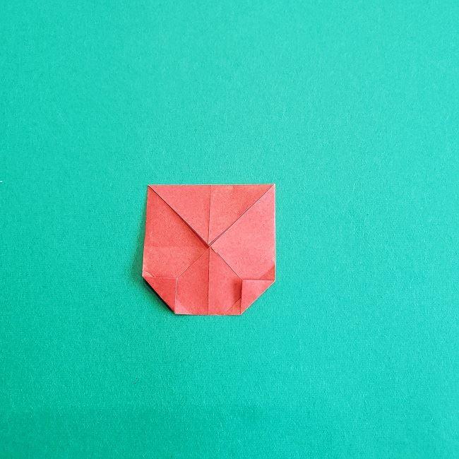 トトロのどんぐりの折り紙 (6)