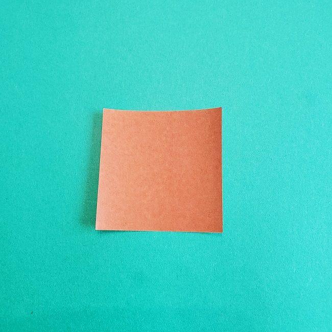 トトロのどんぐりの折り紙 (7)