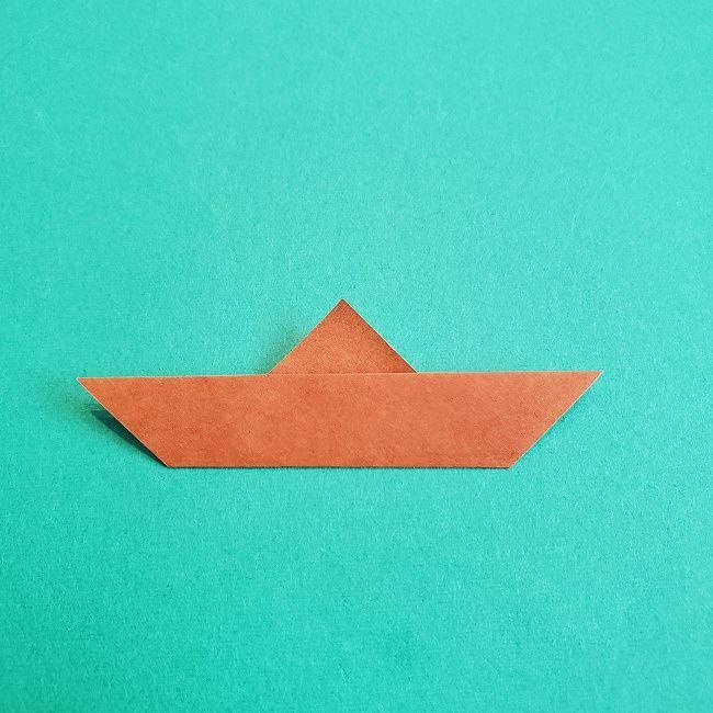トトロのどんぐりの折り紙 (9)