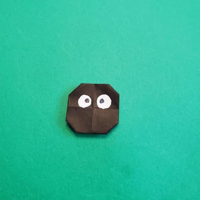 トトロのリースを手作りする方法*折り方作り方まっくろくろすけ