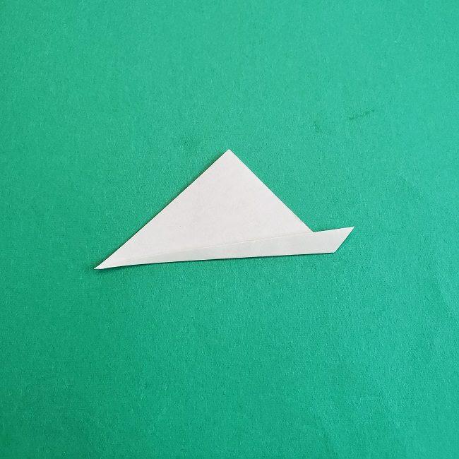 トトロの葉っぱの折り紙 (3)