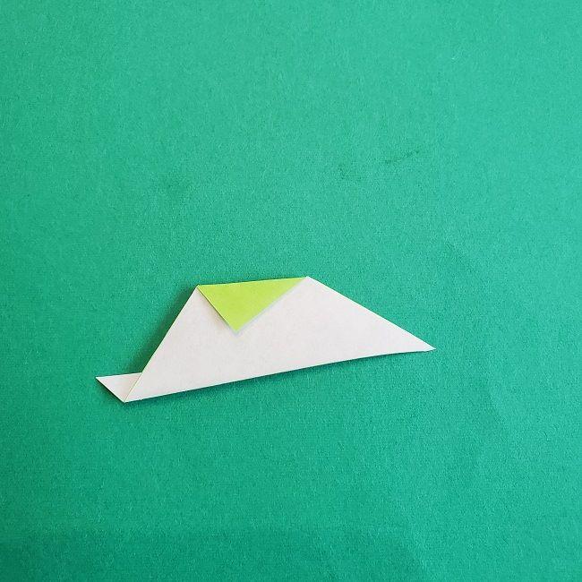 トトロの葉っぱの折り紙 (5)