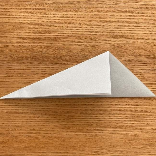 トトロ 折り紙の指人形の作り方折り方 (3)