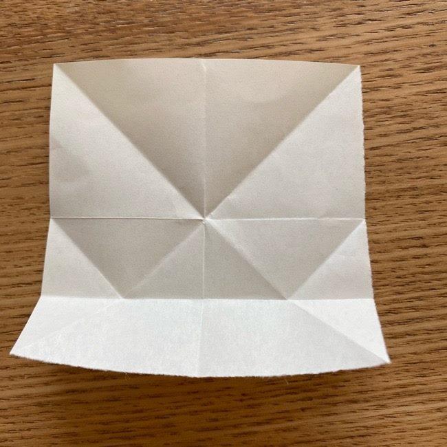 プリキュアのラテ 折り紙の折り方作り方 (10)