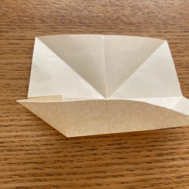 プリキュアのラテ 折り紙の折り方作り方 (12)