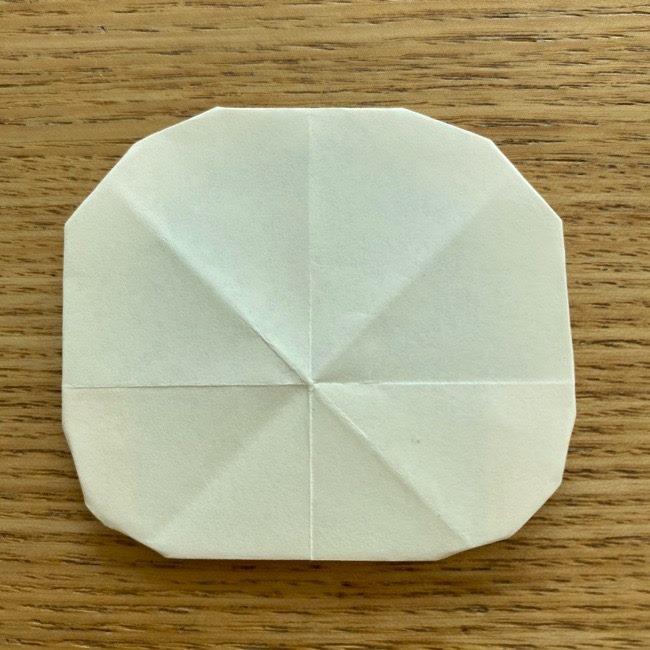 プリキュアのラテ 折り紙の折り方作り方 (18)