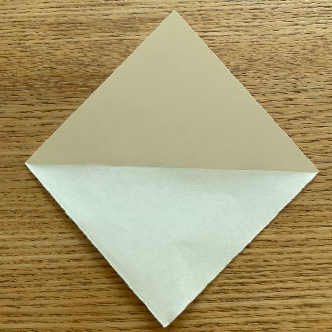 プリキュアのラテ 折り紙の折り方作り方 (21)