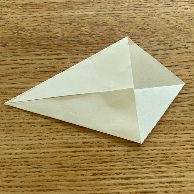 プリキュアのラテ 折り紙の折り方作り方 (22)