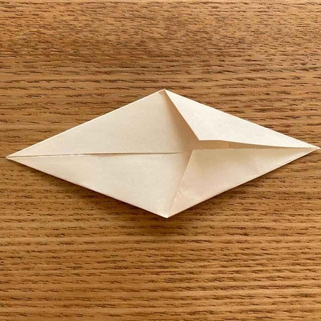 プリキュアのラテ 折り紙の折り方作り方 (23)
