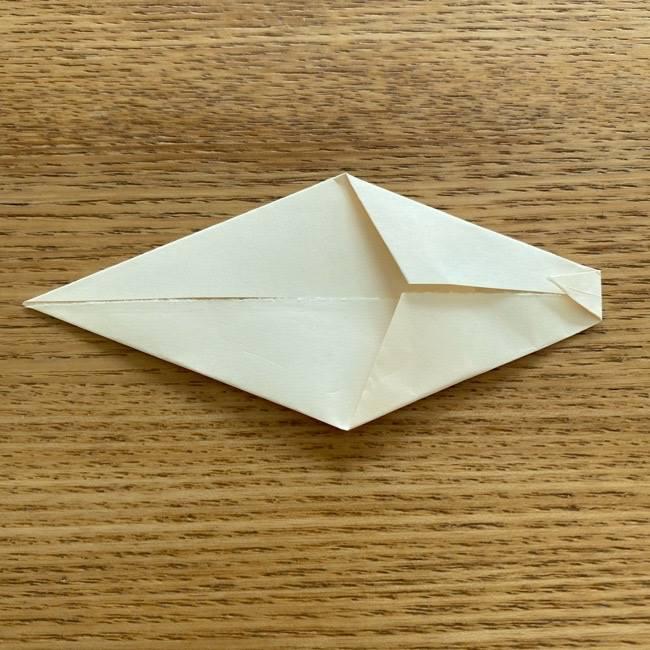 プリキュアのラテ 折り紙の折り方作り方 (24)