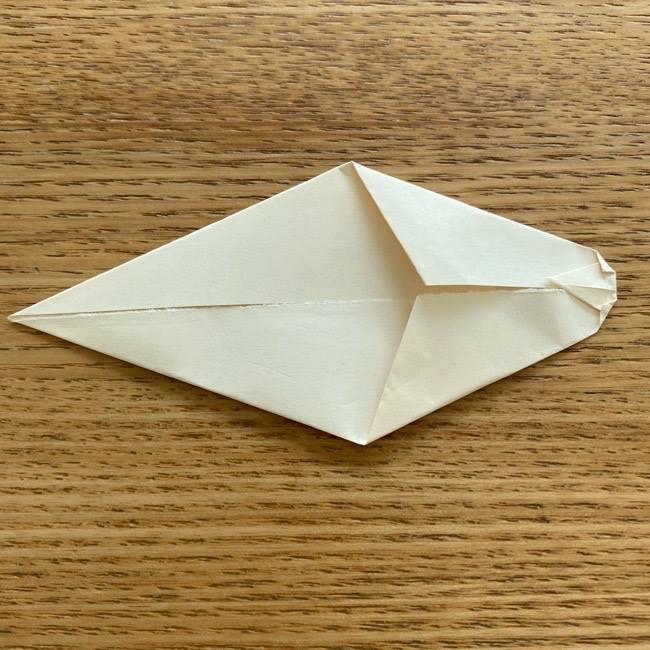 プリキュアのラテ 折り紙の折り方作り方 (25)