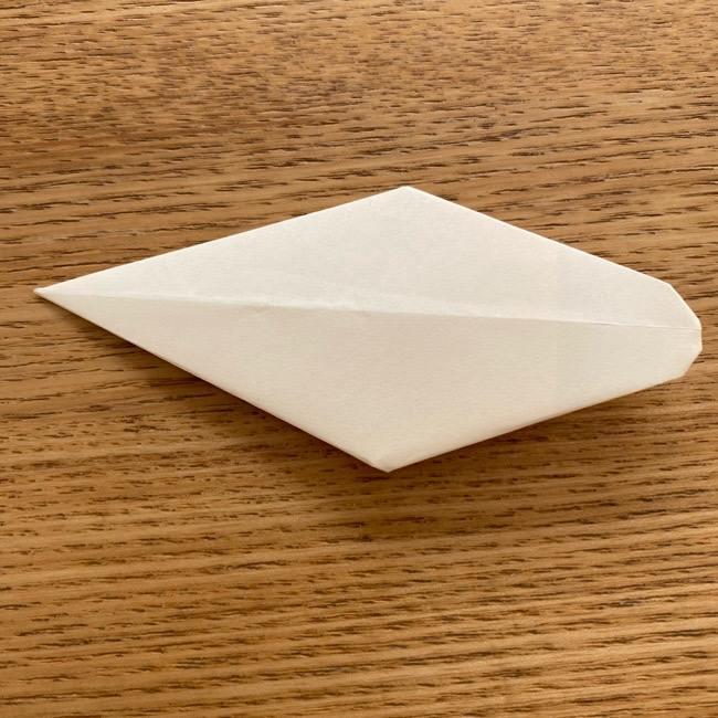 プリキュアのラテ 折り紙の折り方作り方 (26)