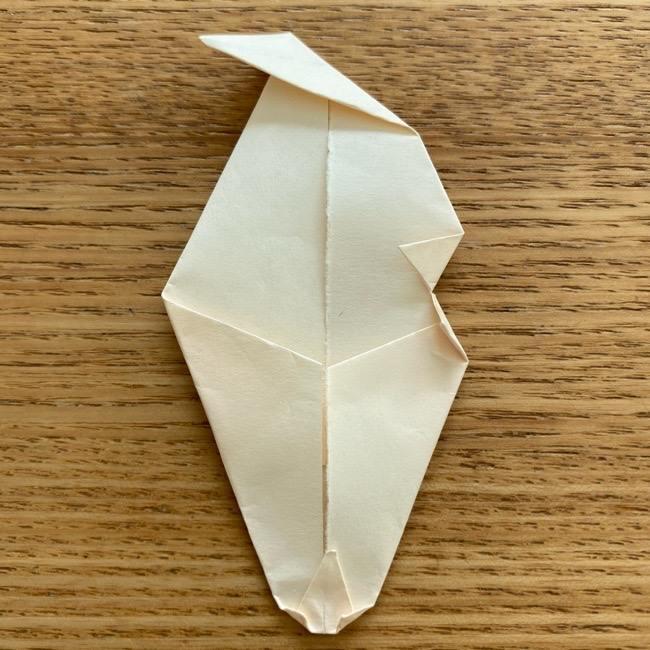 プリキュアのラテ 折り紙の折り方作り方 (29)