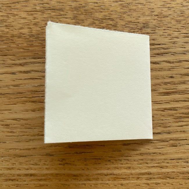 プリキュアのラテ 折り紙の折り方作り方 (3)