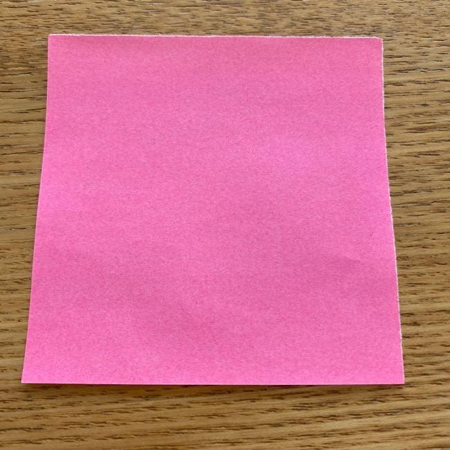 プリキュアのラテ 折り紙の折り方作り方 (31)