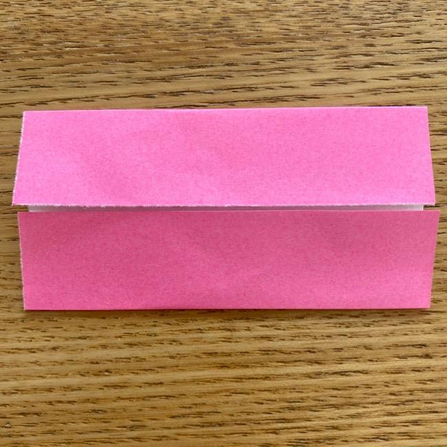 プリキュアのラテ 折り紙の折り方作り方 (34)