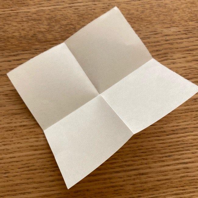 プリキュアのラテ 折り紙の折り方作り方 (4)