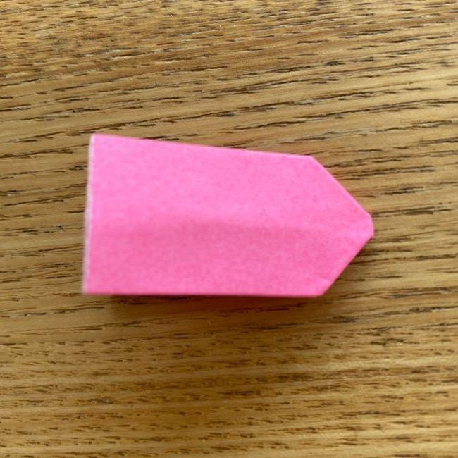 プリキュアのラテ 折り紙の折り方作り方 (43)