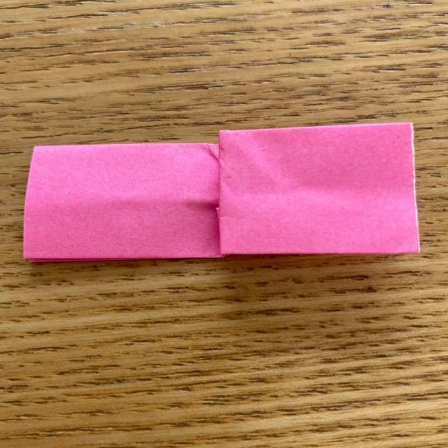 プリキュアのラテ 折り紙の折り方作り方 (44)