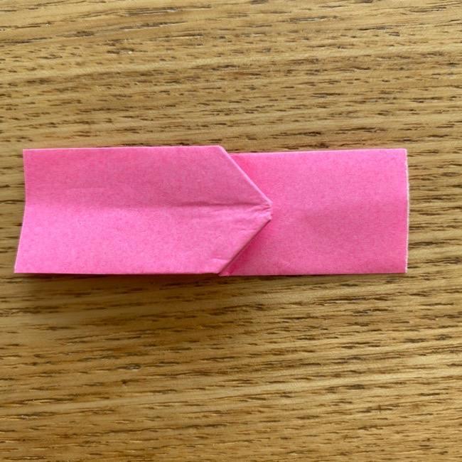 プリキュアのラテ 折り紙の折り方作り方 (45)