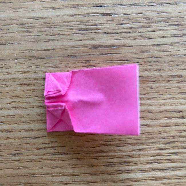 プリキュアのラテ 折り紙の折り方作り方 (47)