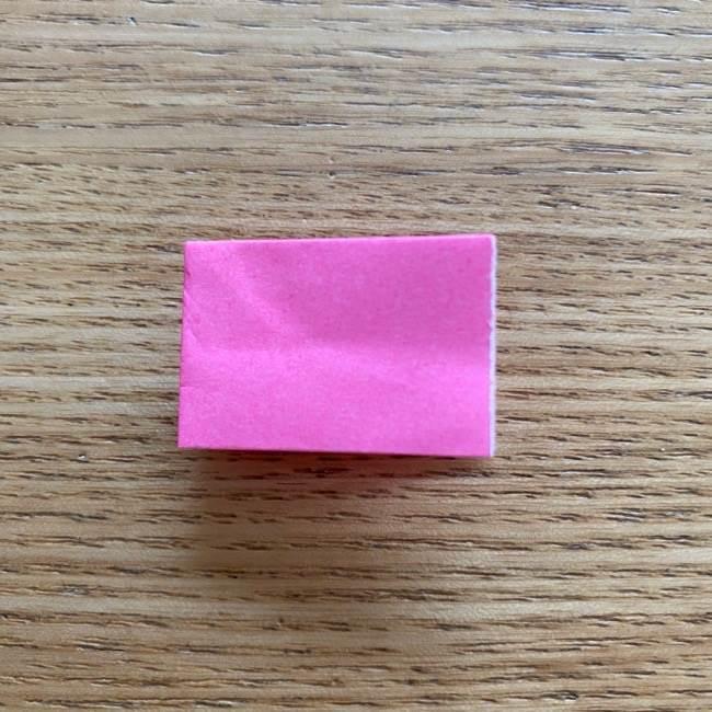 プリキュアのラテ 折り紙の折り方作り方 (48)
