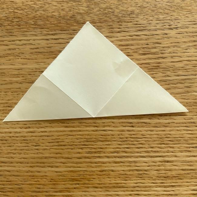 プリキュアのラテ 折り紙の折り方作り方 (5)