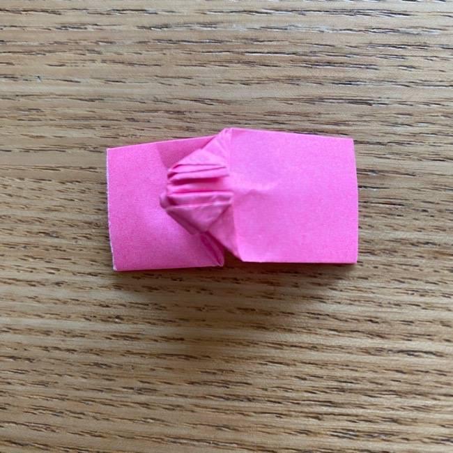 プリキュアのラテ 折り紙の折り方作り方 (51)