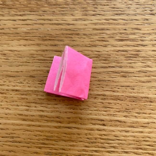 プリキュアのラテ 折り紙の折り方作り方 (52)